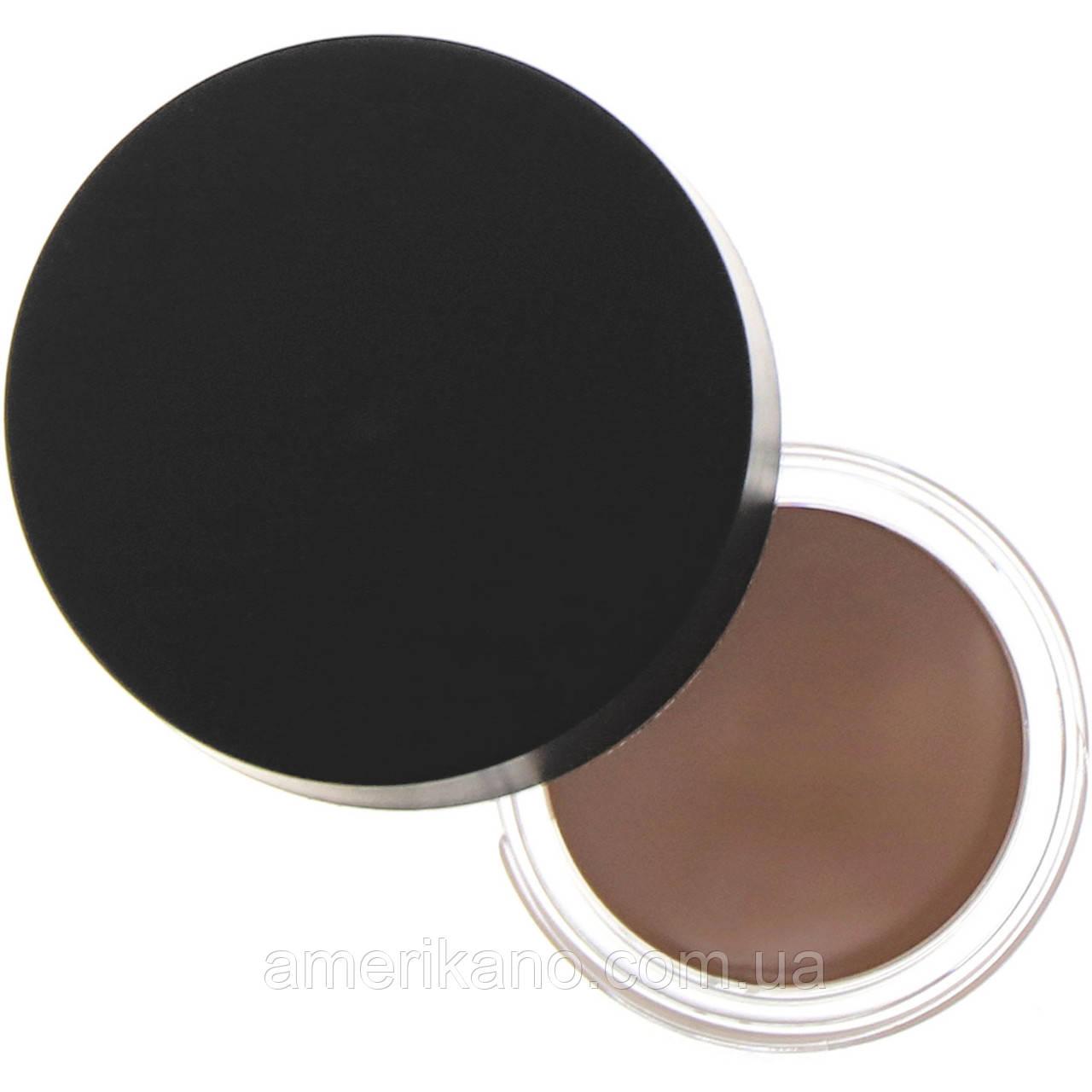 Крем для бровей и подводка E.L.F. Cosmetics, Lock On, светло-коричневый