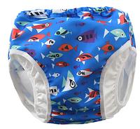 Детские плавки для бассейна и моря с дополнительной защитой вокруг ножек