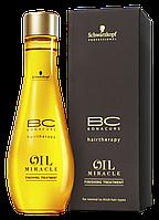 Маска-масло для нормальных и жестких волос Schwarzkopf Professional ВС Bonacure Oil Miracle Finishing Treatmen