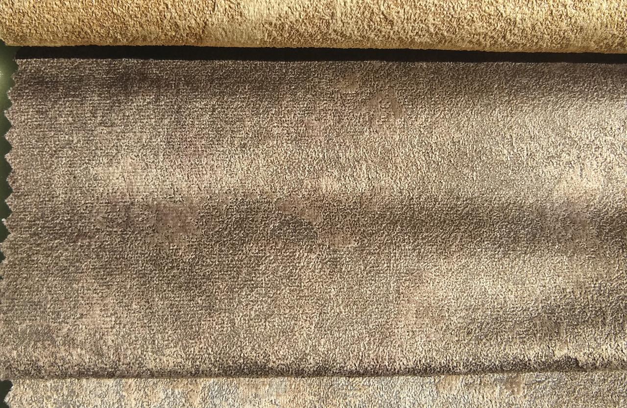 Водоотталкивающая ткань для мебели искусственная замша для обивки дивана АНТИК 03 ( ANTIQUE 03 )