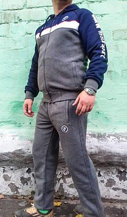 Мужской спортивный костюм Puma BMW (зима), фото 2