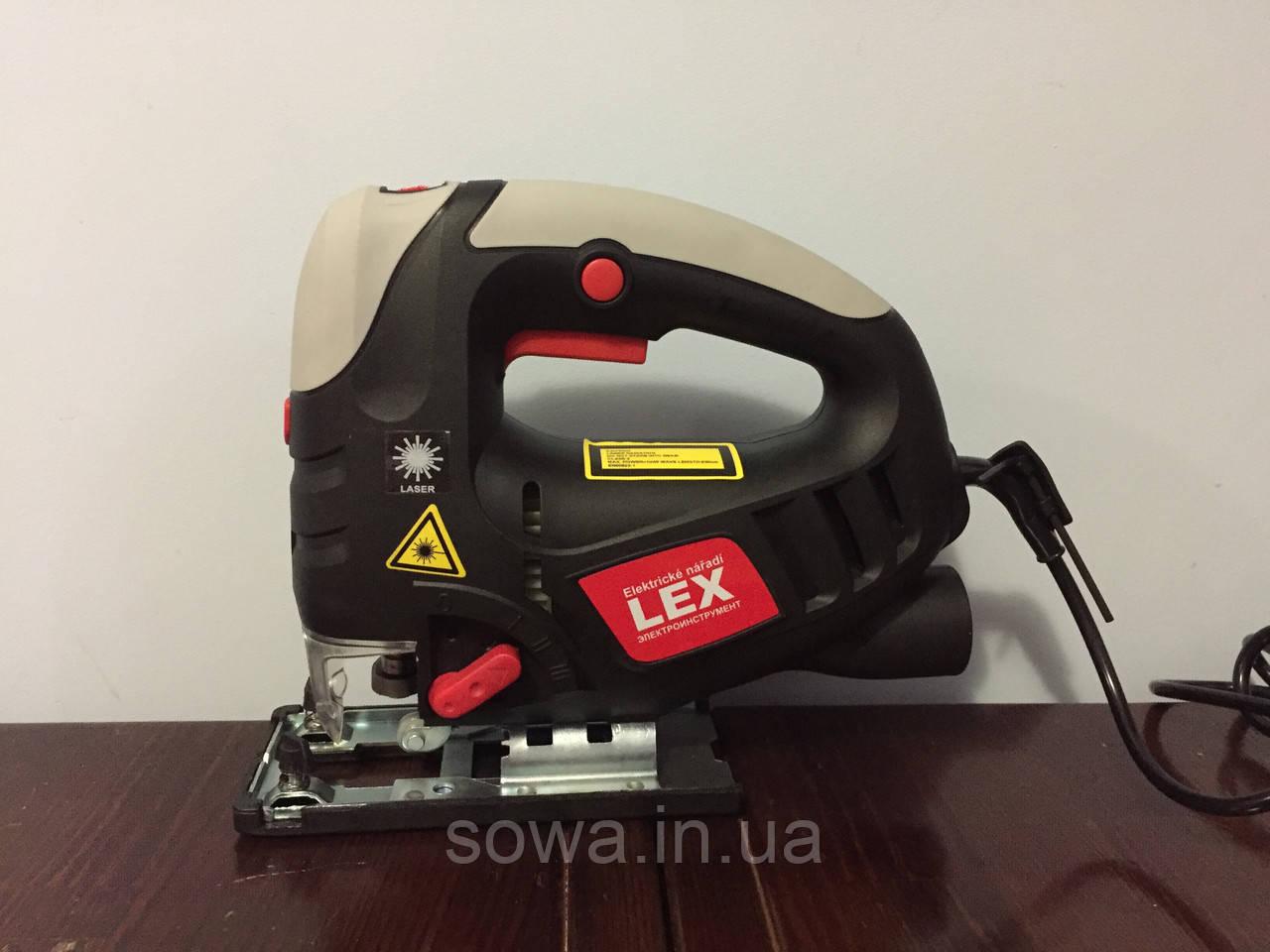 ✔️ Лобзик с лазером Lex JS 233 / Гарнатия 1 год
