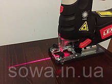 ✔️ Лобзик с лазером Lex JS 233 / Гарнатия 1 год, фото 3