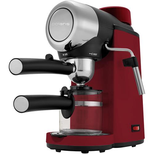 Кофеварка POLARIS PCM 4007 A Red