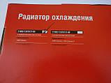 Радиатор ВАЗ 2108 2109 21099, 2113 2114 2115 карбюратор, алюм. (под датчик включения вентилятор) основной ДААЗ, фото 2