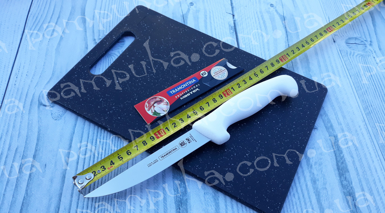 Tramontina master 605/085 нож обвалочный