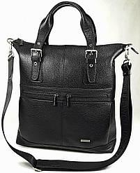 Большая кожаная сумка FC-0415-V1 коллекции VERONA бренда FRANCO CESARE