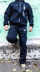 Мужской спортивный костюм Puma BMW (зима)