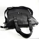 Большая кожаная сумка FC-0415-V1 коллекции VERONA бренда FRANCO CESARE, фото 8