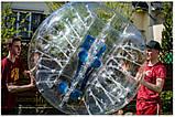 Надувна куля з ПВХ 150см BUMPER BALL. М'яч длі Бамперболу, фото 4