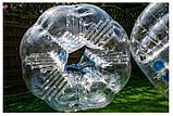 Надувна куля з ПВХ 150см BUMPER BALL. М'яч длі Бамперболу, фото 5