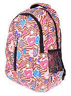 Школьный рюкзак «Q&Q» для девочек стильная модель