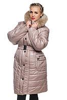 Зимнее пальто большие размеры.
