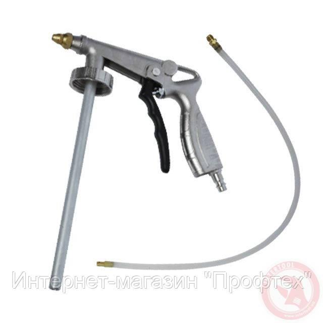 Пистолет под гравитекс с гибкой насадкой INTERTOOL PT-0703