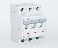 Автоматический выключатель 25 А тип C 3 полюса HL-C25/3 Eaton 194793