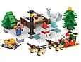 Конструктор Bela 11027 Прогулка на оленях - Аналог Lego Minecraft 375 дет, фото 2