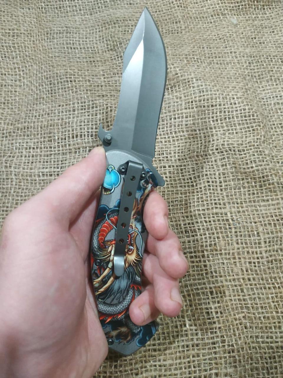 Нож складной K507