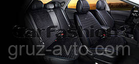 Накидки на сидения CarFashion Мoдель: MONACO PLUS  Синий (21825)