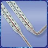 Термометры технические жидкостные ТТЖ-М исп. 1, прямые
