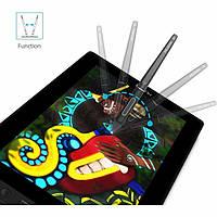 Графічний планшет Huion Kamvas Pro 13 + перо і рукавичка, фото 6