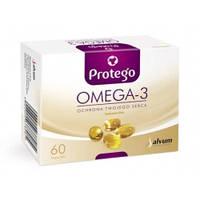 Omega-3 60 kaps (Salvum Protego).