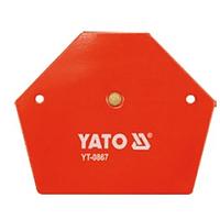 Магнитная струбцина заварки 111х136х24 YATO YT-0867