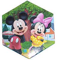 """Набор для детского творчества """"Микки Маус"""" (46 предметов) шестигранный MM-46"""