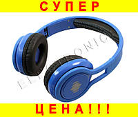Наушники Deepbass S4 with ControlTalk (синие)