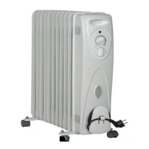 Масляний радіатор Calore HR-7F Реком. площадь обслуживания: 15 кв. м. Мощность: 1500 Вт. Кол-во секций: 7. Терморегулятор: есть. Таймер: нет. Пульт: