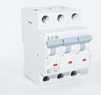 Автоматический выключатель 50 А тип C 3 полюса HL-C50/3 Eaton 194796