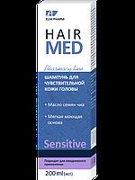 Шампунь для чувствительной кожи головы - Elfa Pharm Hair med Sensitive