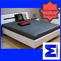 Ліжко двоспальне 160 Ацтека
