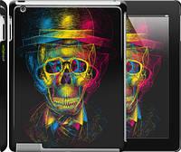 """Чехол на iPad 2/3/4 3D скелет """"2868c-25"""""""