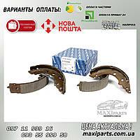 Колодки тормозные задние Renault Kangoo 97- барабанные 203x39 Bendix