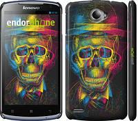 """Чехол на Lenovo S920 3D скелет """"2868c-53"""""""