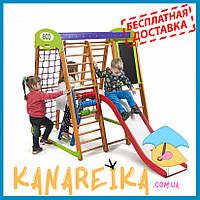 Спортивные уголки и шведские стенки Карапуз Plus 3