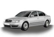 Superb I (B5) 2001-2008