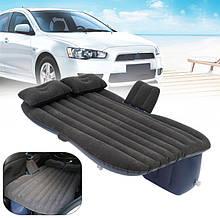 Надувной матрас в машину на заднее сиденье - надувной матрас для путешествий