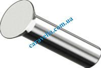 DIN 661, забивные заклепки алюминиевые с потайной головкой