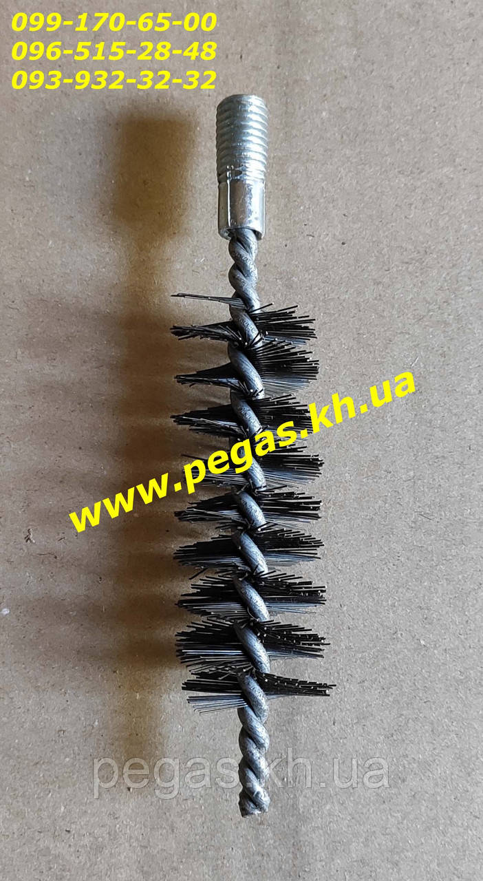 Щіточка-йоржик для чищення труб димоходу (Польща) Ø 30 мм