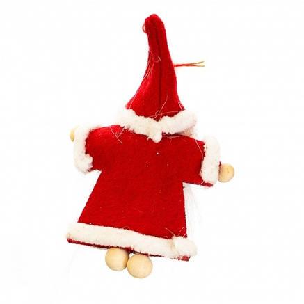 """Игрушка """"Дед Мороз с двойной бородой"""", фото 2"""