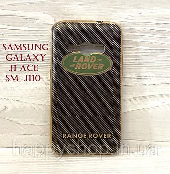 Силиконовый чехол для Samsung Galaxy J1 Ace (SM-J110) Land Rover, фото 2