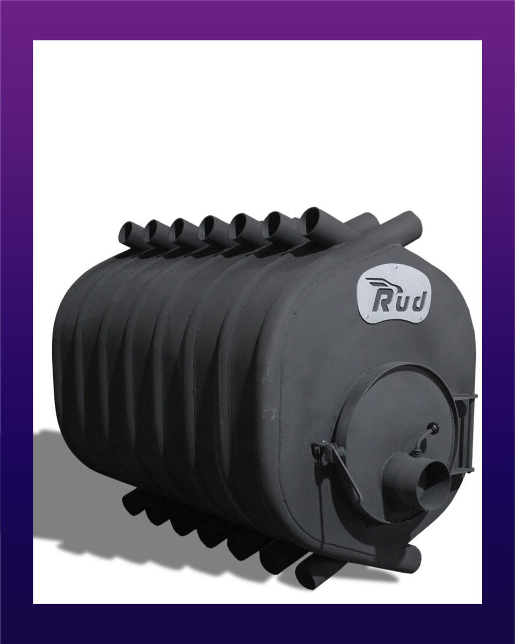 Отопительная Конвекционная Печь Rud Pyrotron Макси [Тип 04] – 44 кВт (1250 м3)