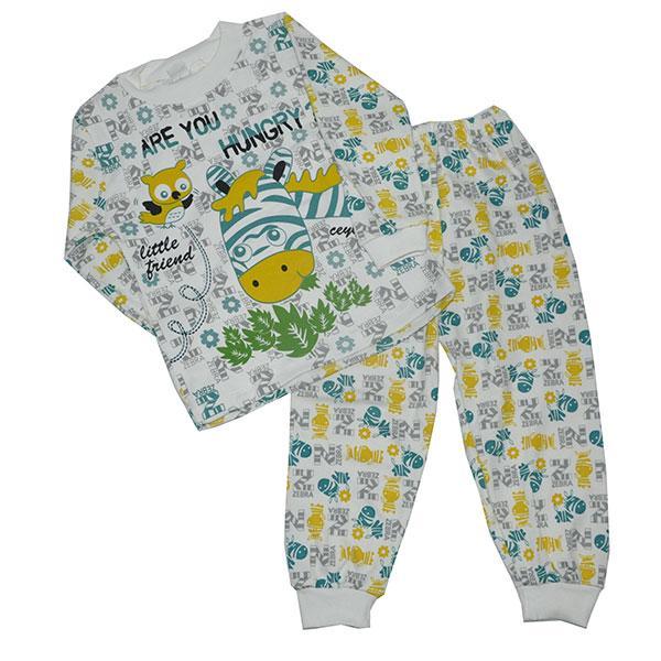 Пижамы детские для, размер от 1-2-3 лет (3 ед. в уп.)