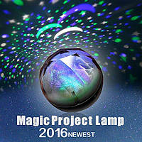 Светильник Magic Diamonds projection lamp, фото 1