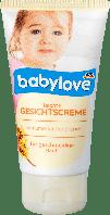 Крем для лица Babylove Pflegecreme Gesichtscreme, 75 мл.