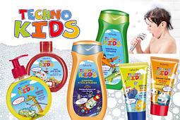 Детская косметика для ванны и душа