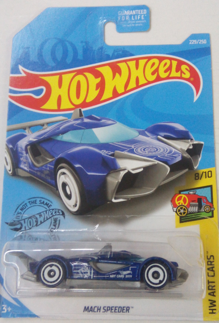 Машинка Hot Wheels 2019 Mach Speeder
