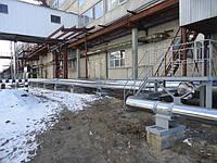 Теплоизоляция трубопроводов, утепление теплотрасс, утепление емкостей