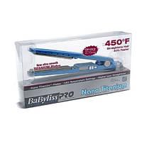 Выпрямитель для волос BaByliss pro Nano Titanium, фото 1